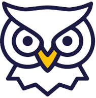 Coeo Dedicated Support Owl Icon